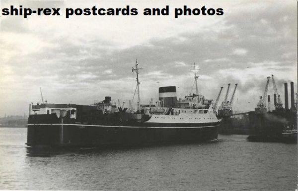 BARDIC FERRY (Atlantic Steam Navigation) photo (a)